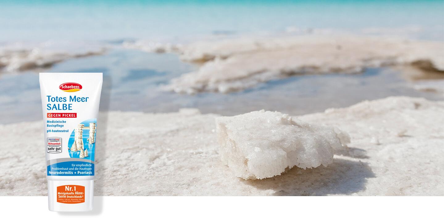 Totes Meer Salbe von Schaebens