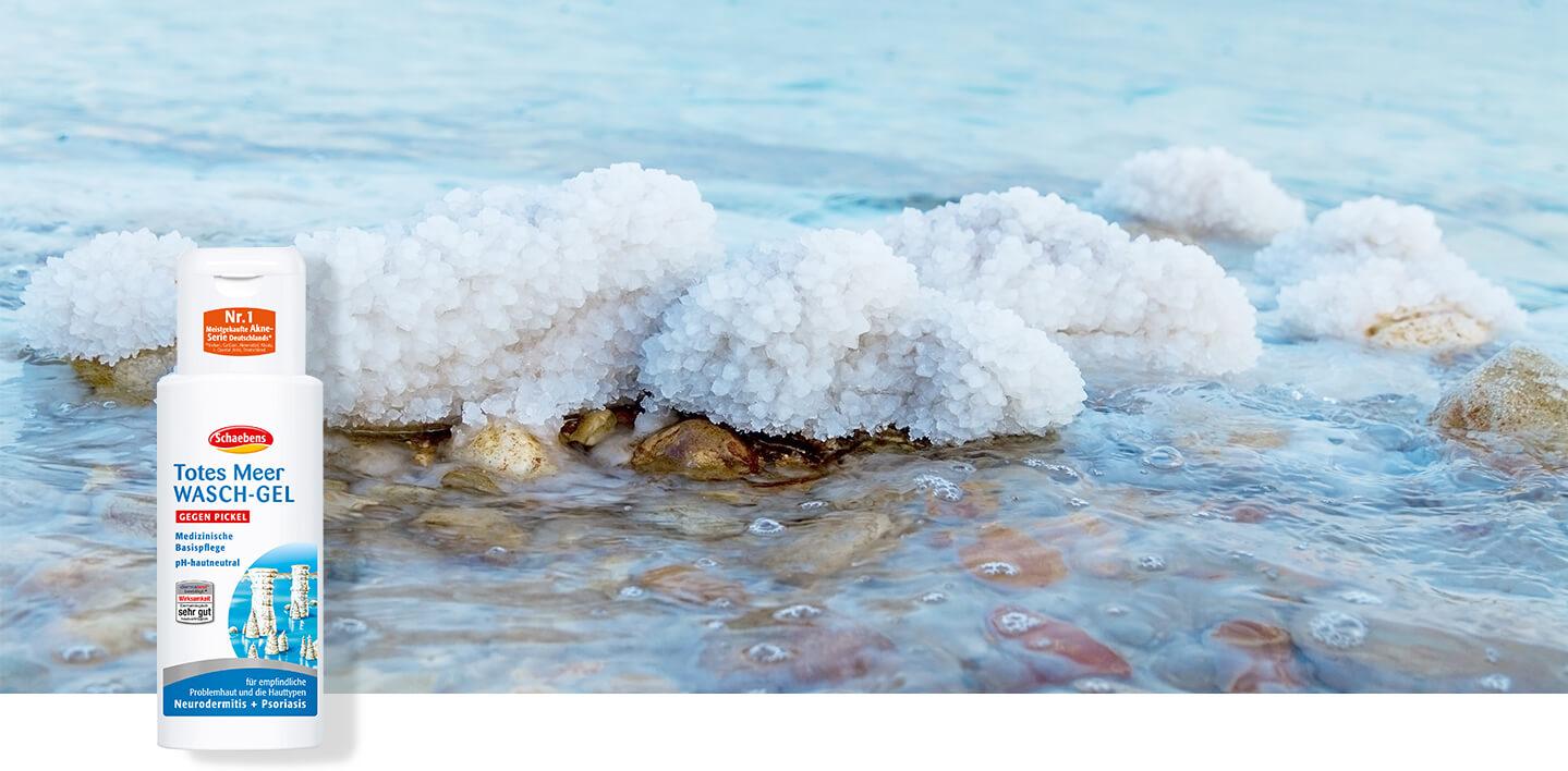 Totes Meer Wasch-Gel von Schaebens
