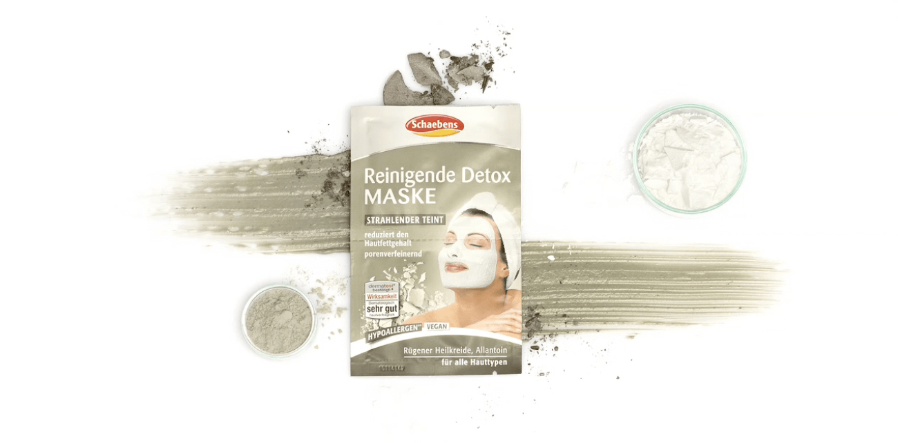 Reinigende Detox Maske
