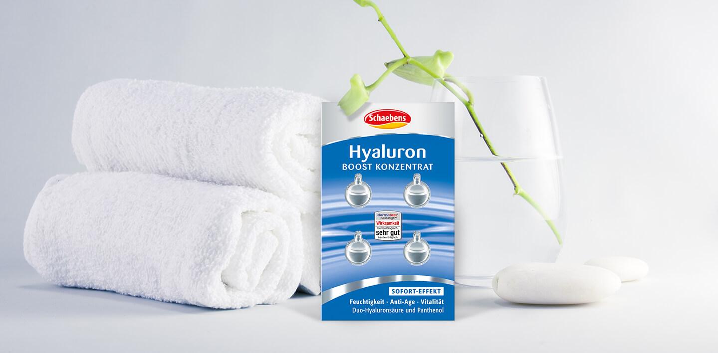 Hyaluron Boost Konzentrat von Schaebens