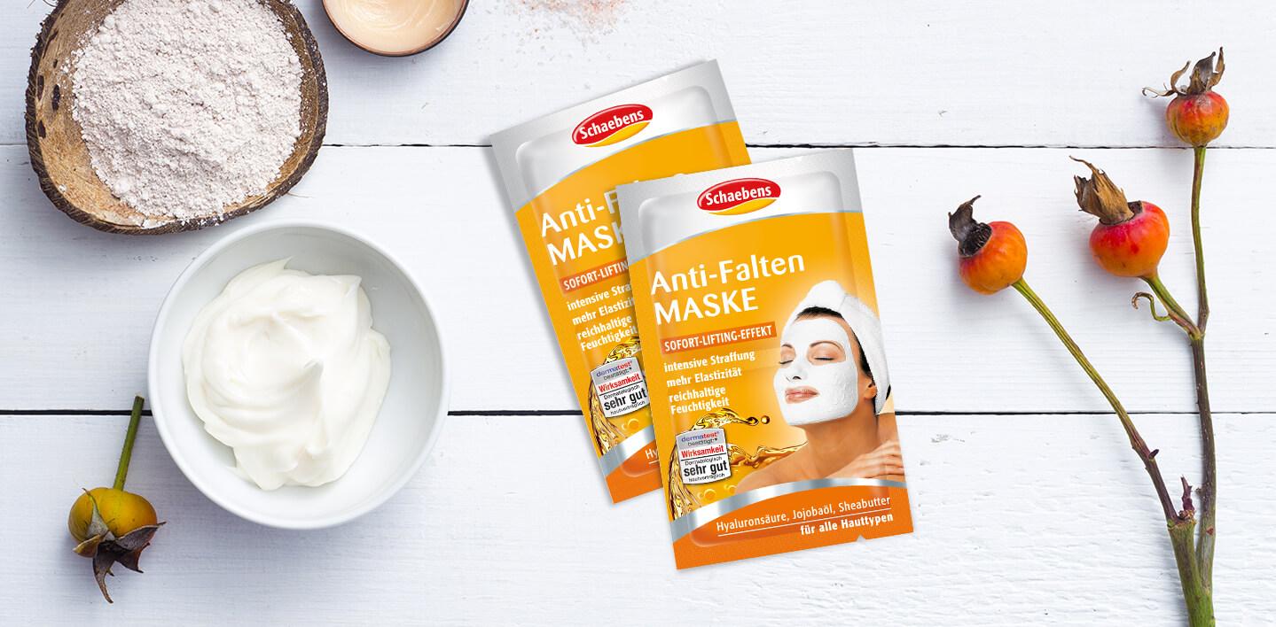 Anti Falten Maske von Schaebens
