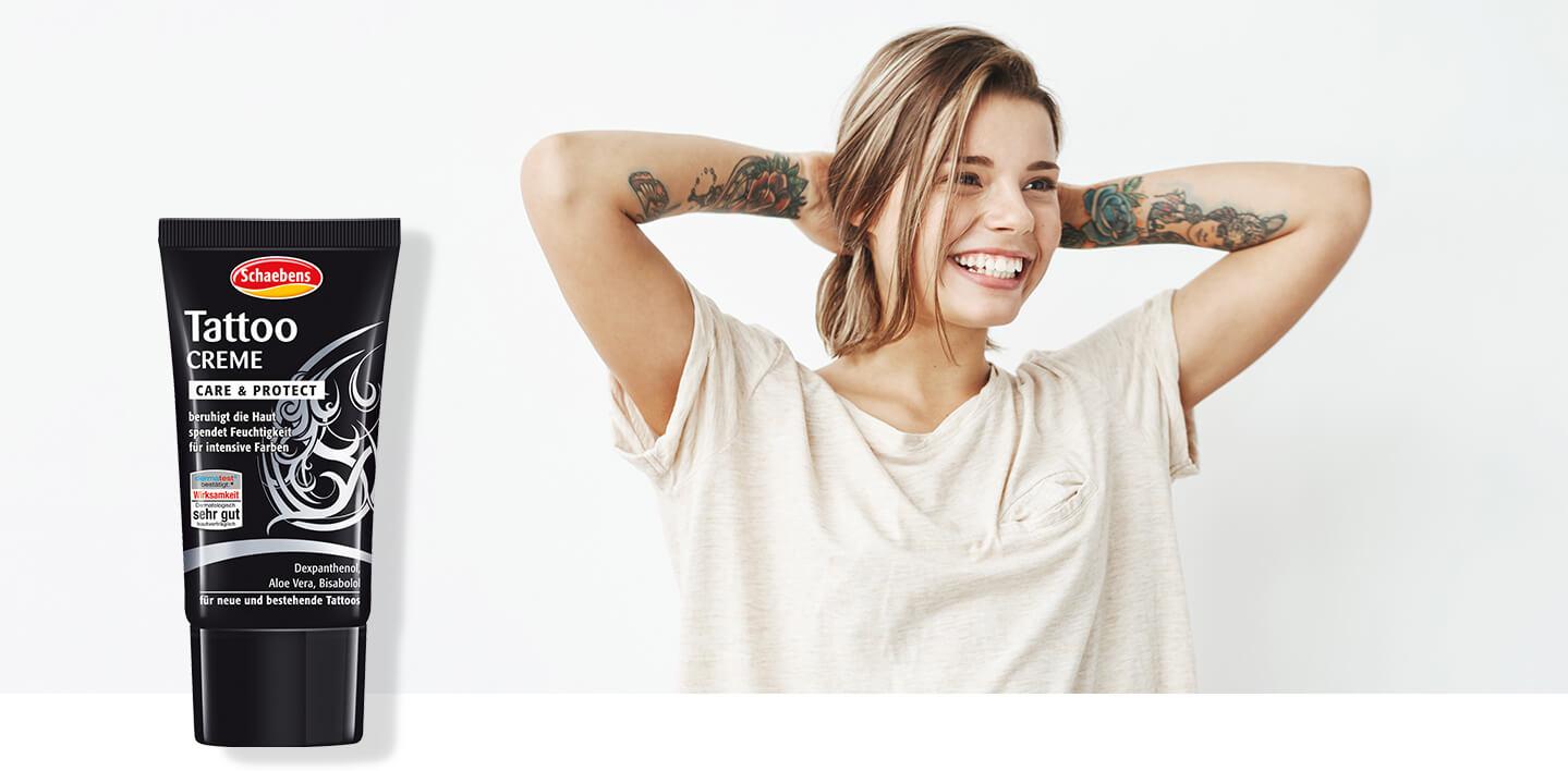 Tattoo Creme von Schaebens