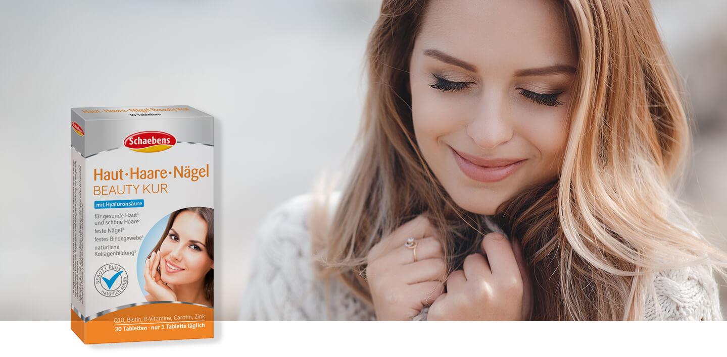 Haut Haare Und Nägel Tabletten Gesund Und Schön Mit Schaebens