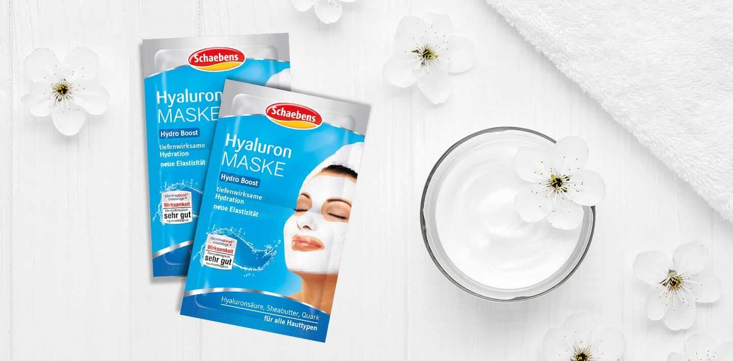 hyaluron-maske-schaebens-gesichtspflege-pflege-gesichtsmaske-hyaluronsaeure-sheabutter-tiefenwirksame-hydration-elastizitaet-quark-hydro-boost-header