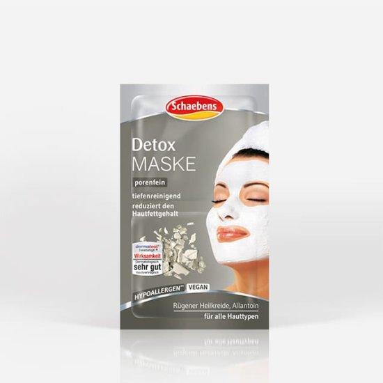detox-maske-gesichtspflege-pflege-gesichtsmaske-schaebens-heilkreide-allantoin-panthenol-sueßholz-extrakt-vegan-verfeinert-strahlend-tiefenreinigend-teaser