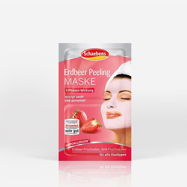 erdbeer-peeling-maske-gesichtspflege-pflege-gesichtsmaske-schaebens-aha-frischzellen-kiwi-extrakt-hypoallergen-reinigend-porentief-3-phasen-wirkung-sanf-effektiv-teaser