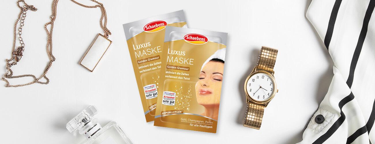 luxus-maske-gesichtspflege-pflege-gesichtsmaske-schaebens-gold-champagner-kaviar-perlen-hypoallergen-feuchtigkeit-verfeinert-teint-aktiviert-exklusiv-glamour-verpackung-header