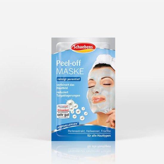 peel-off-maske-gesichtspflege-pflege-gesichtsmaske-schaebens-heilwasser-perlenextrakt-früchte-hypoallergen-reinigend-porentief-hautdurchblutung-verfeinert-blau-verpackung-teaser