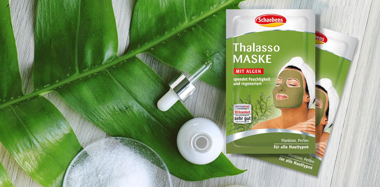Thalasso Maske von Schaebens