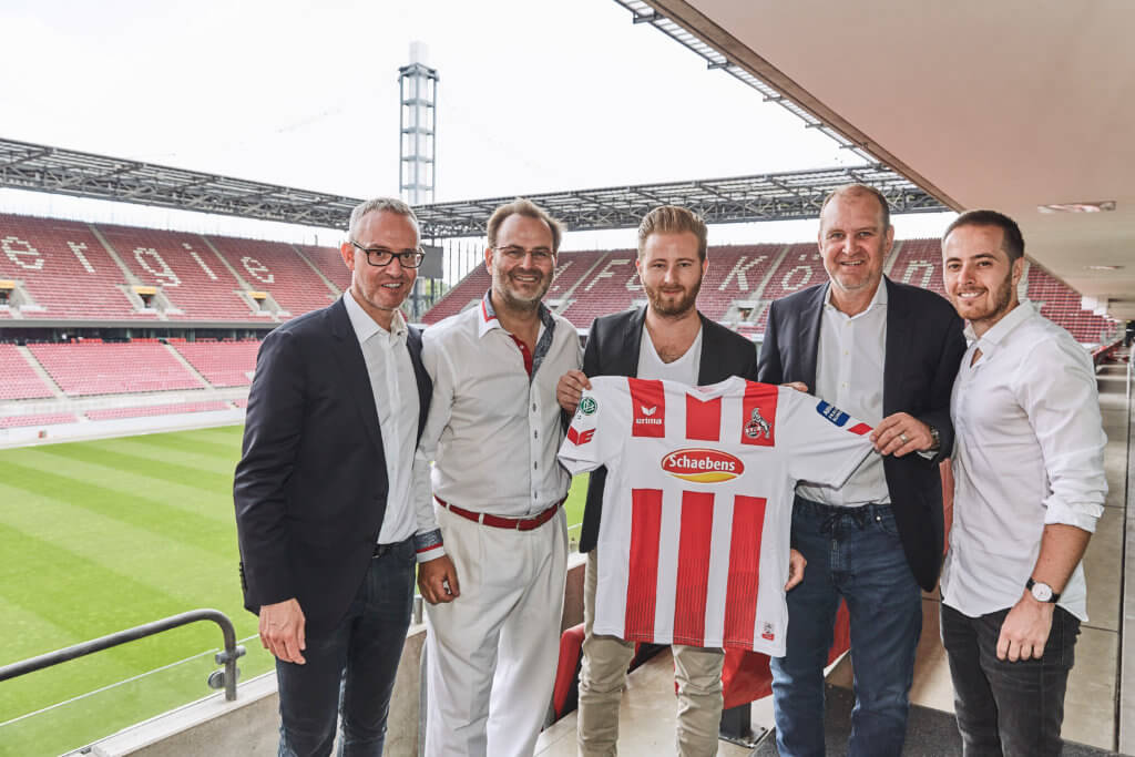 Sponsoring Frauenmannschaft 1.FC_Koeln