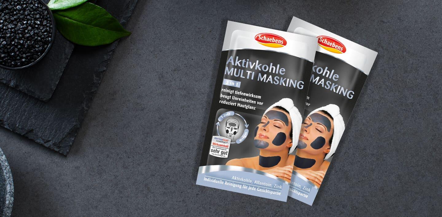 aktivkohle-multi-masking-gesichtspflege-pflege-gesichtsmaske-maske-schaebens-allantoin-zink-reinigend-tiefenwirksam-2-in-1-verpackung-schwarz-header
