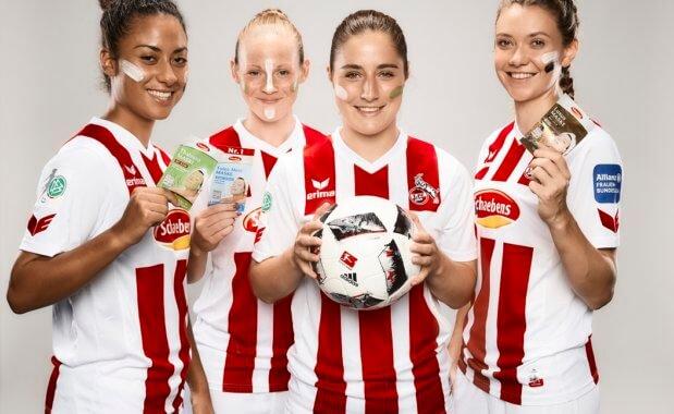 Schaebens als Sponsor 1.FC Köln