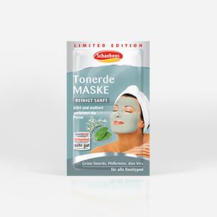 Teaserbild Tonerde Gesichtsmaske von Schaebens
