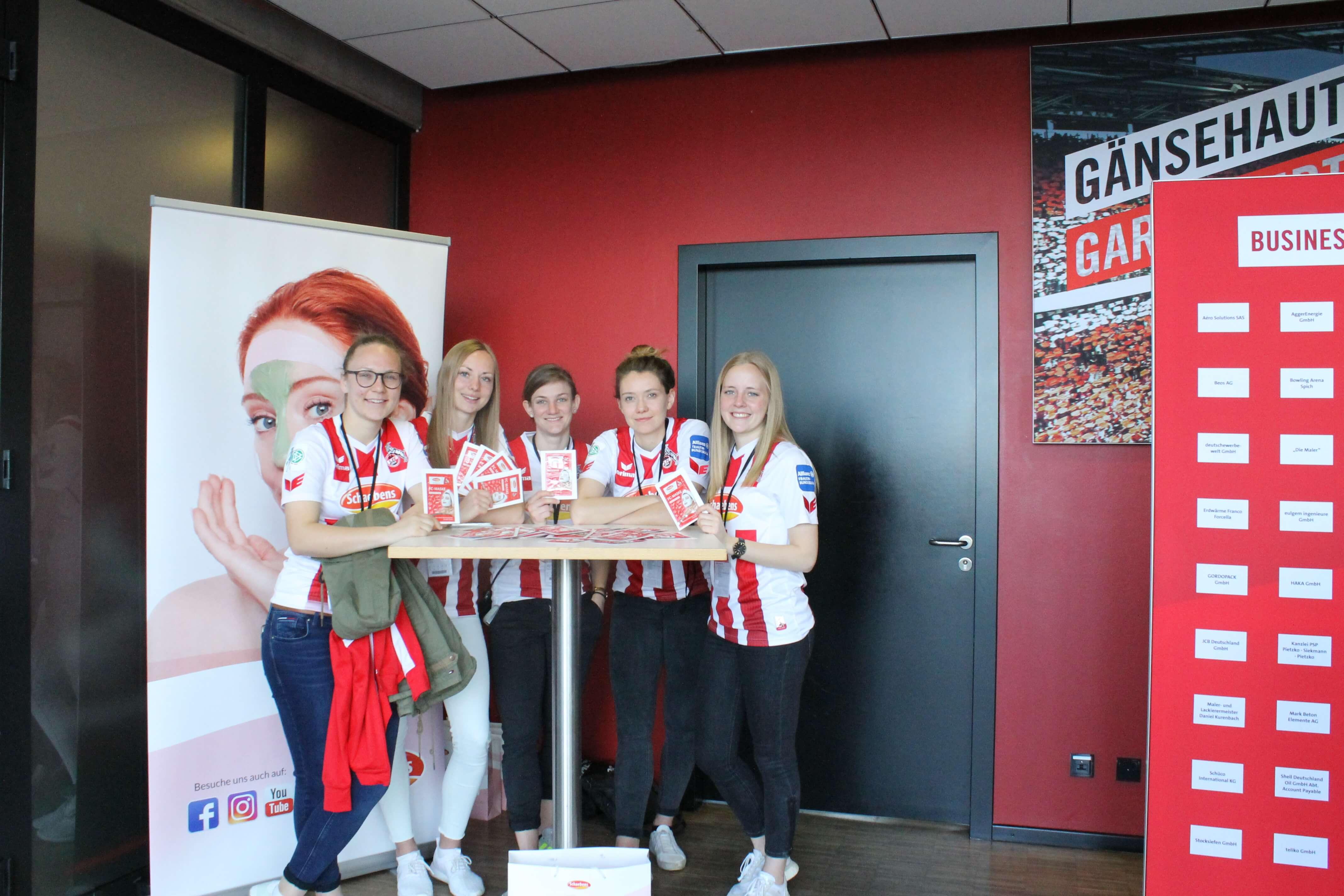 fc-sponsoring-schaebens-partner des tages-1. frauenmannschaft-frauenfußball-rheinenergiestadion