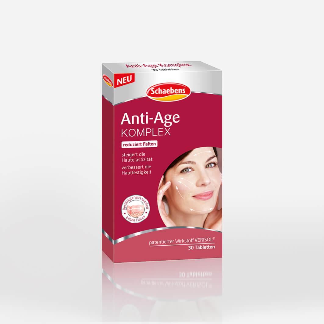 anti-age-komplex-verisol-nahrungsergänzungsmittel-hautfestigkeit-hautelastizität-schaebens
