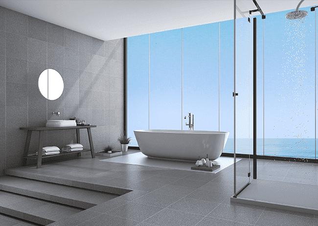badezimmer-badewanne-aussicht-bad-weiß-grau-blau