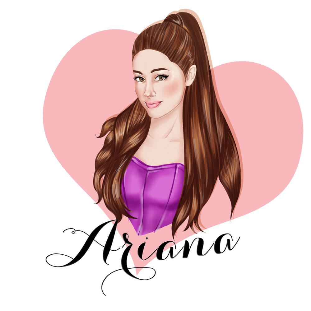Schaebens-Thank you next-Ariana Grande