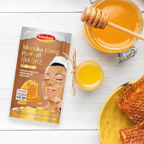 Manuka Honig Peel-off Maske