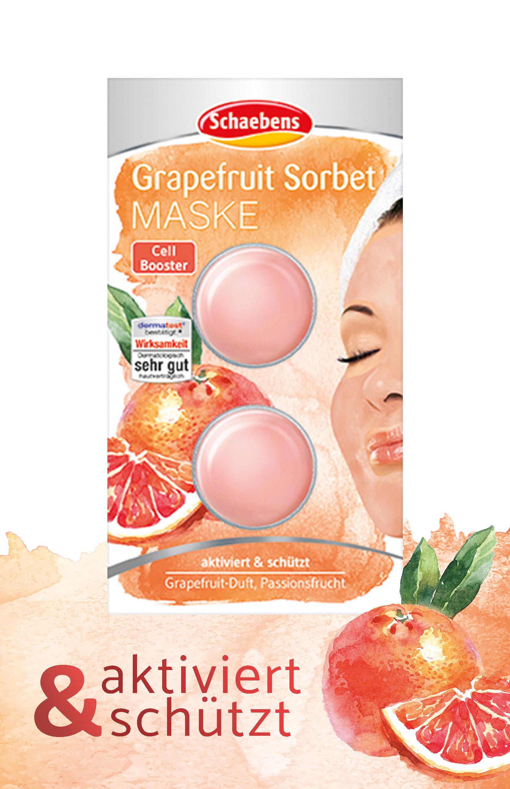 sorbet-gesichtsmaske-grapefruit