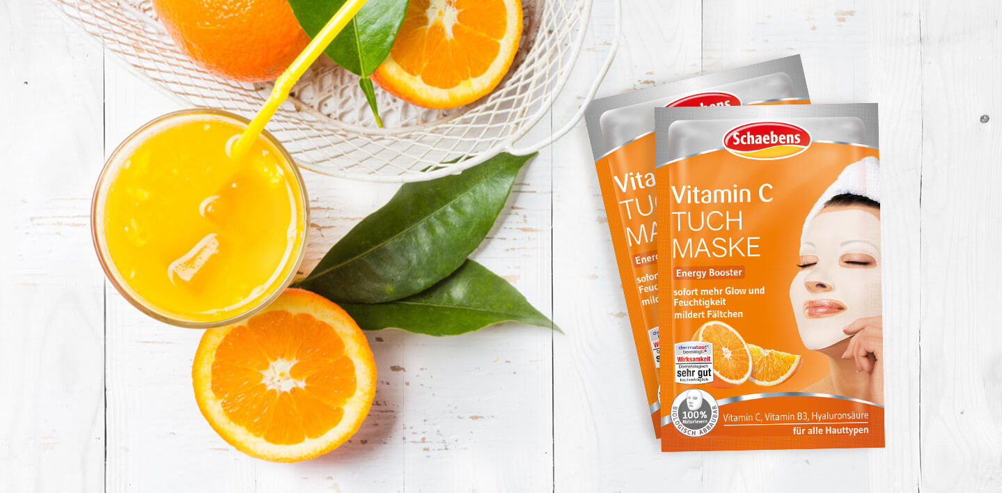 vitamin-c-tuch-maske