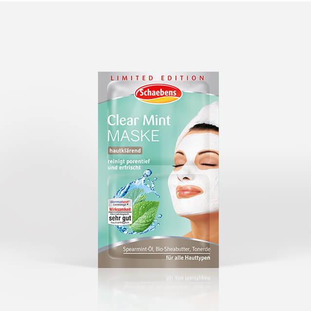 clear-mint-maske-von-schaebens-hatklärend-reinigt prentief-erfrischt