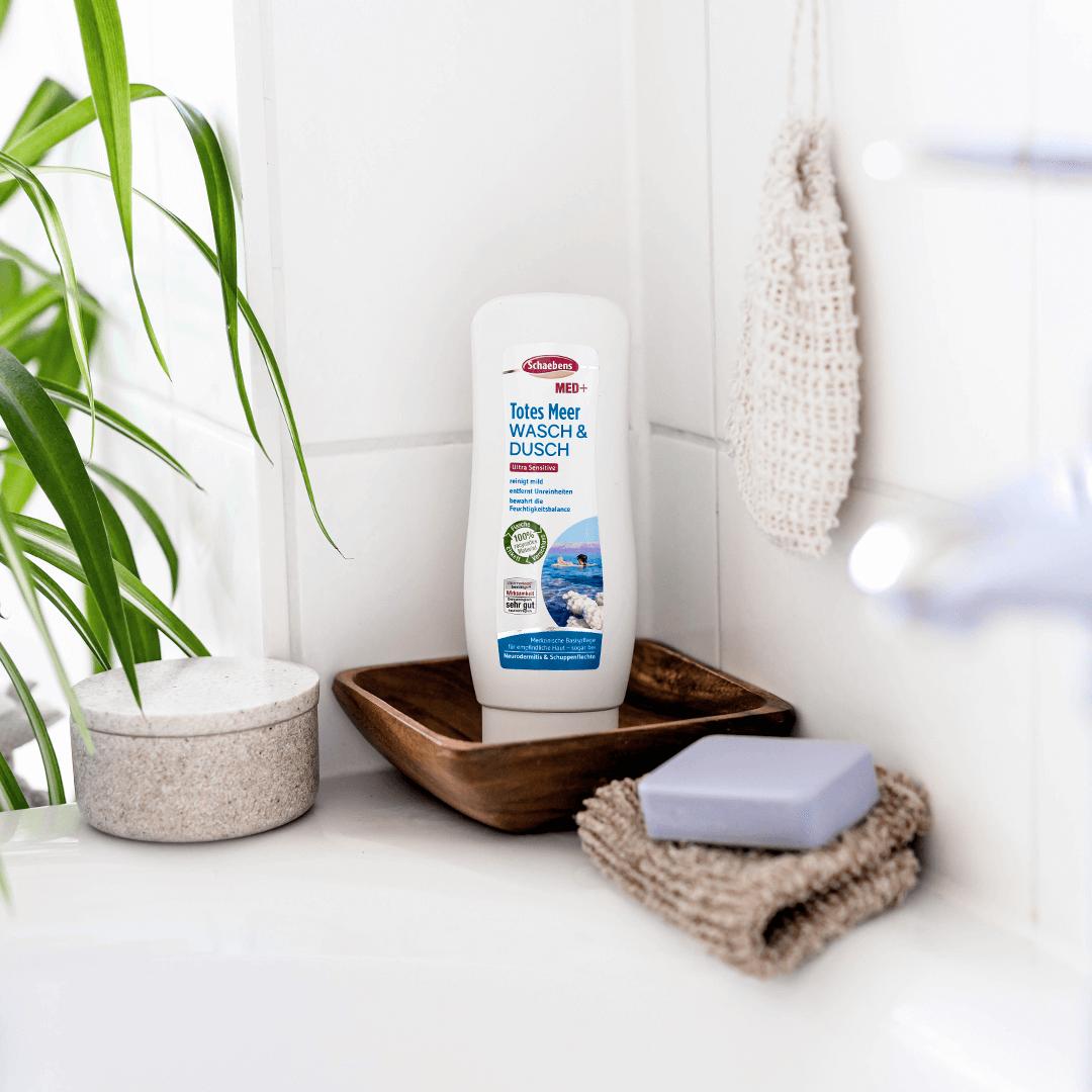 nachhaltigkeit-nachhaltig-umweltbewusst-badezimmer-oekologisch-rezyklat-totes-meer-schaebens-kosmetik-gesichtspflege