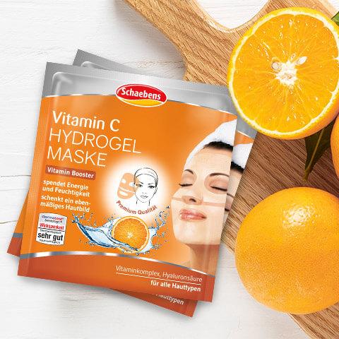 Vitamin C Hydrogel Maske
