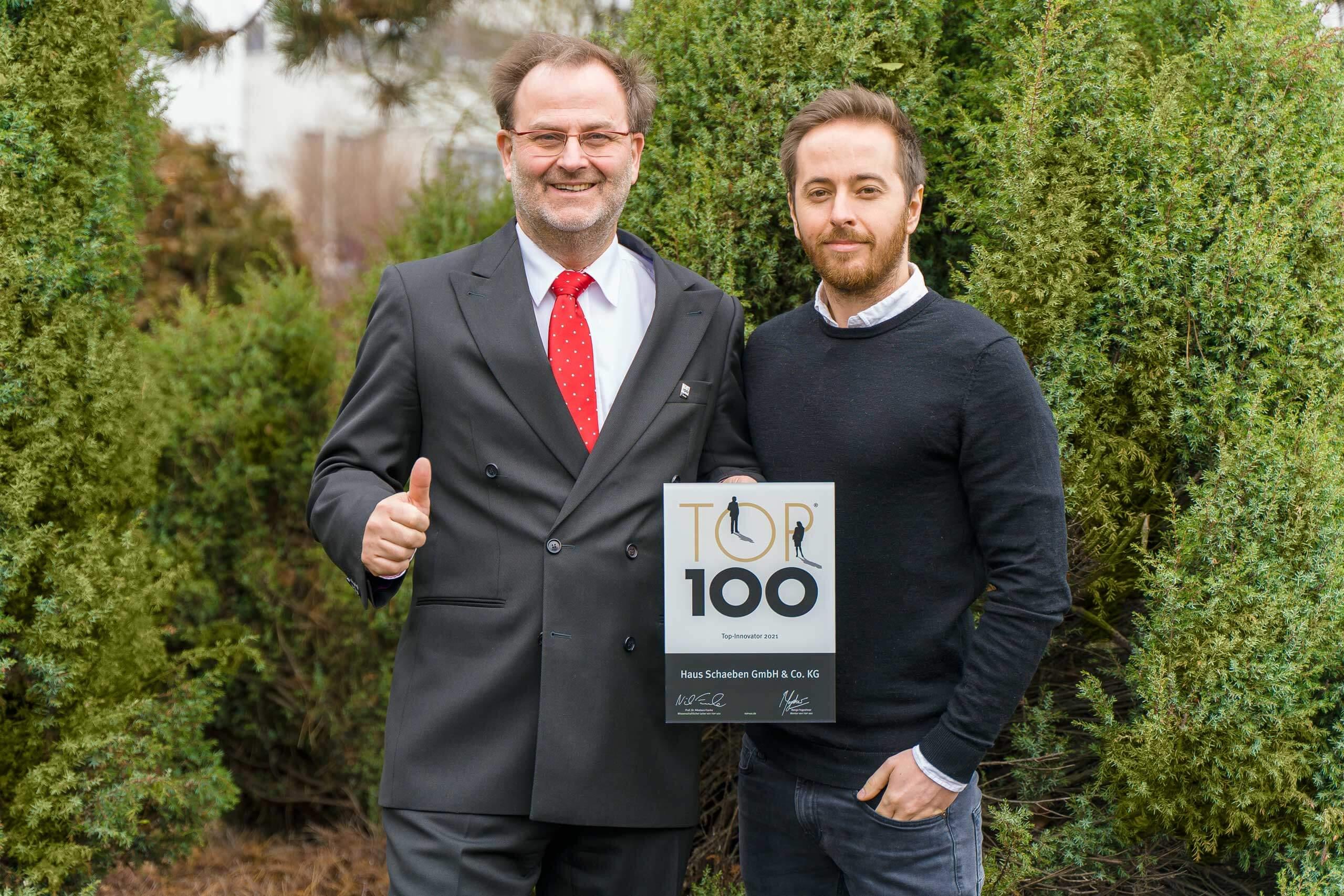 top-100-siegel-auszeichnung-2021-schaebens-innovator