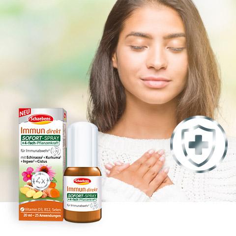 Immun direkt SOFORT-SPRAY