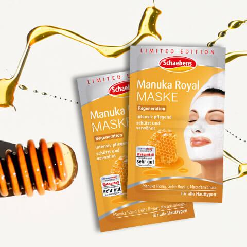 Manuka Royal Maske